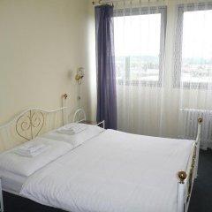 Hotel Labe Литомержице комната для гостей