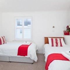 Отель Hamptons Brighton Великобритания, Кемптаун - отзывы, цены и фото номеров - забронировать отель Hamptons Brighton онлайн комната для гостей фото 5