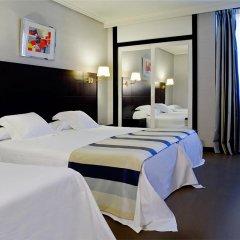 Отель Novotel Madrid Center комната для гостей фото 4