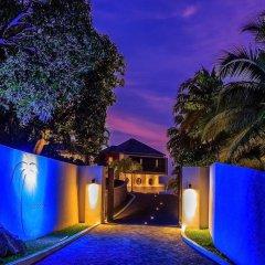 Отель Cocosan Villa развлечения