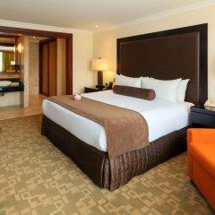Отель Crowne Plaza San Jose Corobici комната для гостей фото 6