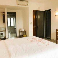 Отель Ruby Villa Хойан сейф в номере
