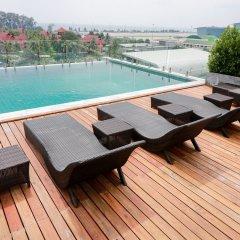 Отель Nida Rooms Naiyang 6 Sakhu бассейн