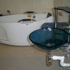 Sunbeam Hotel Габороне ванная
