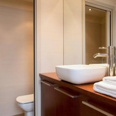Апартаменты Plaza España Apartments Барселона ванная