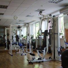 Нтон Отель фитнесс-зал