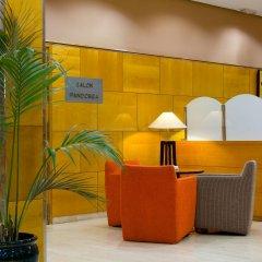 Отель NH Ciudad Real Испания, Сьюдад-Реаль - отзывы, цены и фото номеров - забронировать отель NH Ciudad Real онлайн интерьер отеля фото 3