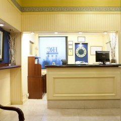 HRC Hotel интерьер отеля