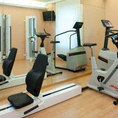 Отель Holiday Inn Gent Expo фитнесс-зал