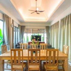 Отель Areca Pool Villa гостиничный бар