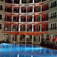 Отель Avenue Болгария, Солнечный берег - отзывы, цены и фото номеров - забронировать отель Avenue онлайн бассейн фото 2