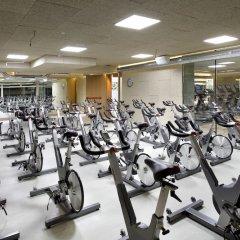 Отель NH Collection Madrid Eurobuilding фитнесс-зал фото 4
