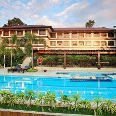 Отель Tropika Филиппины, Давао - 1 отзыв об отеле, цены и фото номеров - забронировать отель Tropika онлайн бассейн фото 2