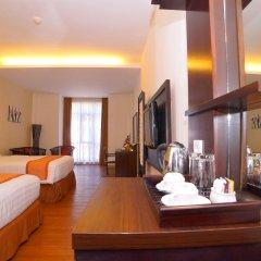 Отель Best Western Resort Kuta комната для гостей фото 5