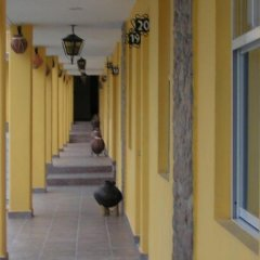 Отель Paraiso del Bosque Мексика, Креэль - отзывы, цены и фото номеров - забронировать отель Paraiso del Bosque онлайн интерьер отеля фото 2