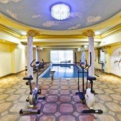 Отель Cron Palace Tbilisi Тбилиси фитнесс-зал фото 3