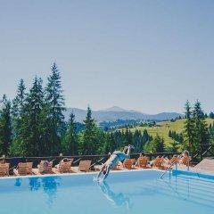 Гостиница Gorgany Украина, Буковель - отзывы, цены и фото номеров - забронировать гостиницу Gorgany онлайн бассейн фото 3