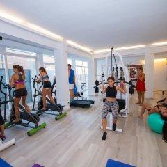 Hotel Amic Horizonte фитнесс-зал