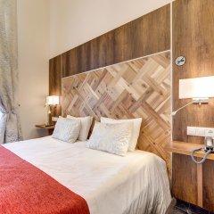 Гостиница Новая История комната для гостей фото 3