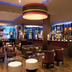 Leonardo Royal Hotel Munich Мюнхен гостиничный бар