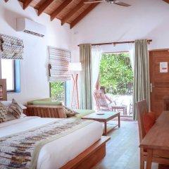 Отель Reethi Faru Resort 5* Вилла с различными типами кроватей фото 2