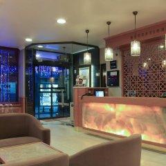 Inter Hotel Турция, Стамбул - 1 отзыв об отеле, цены и фото номеров - забронировать отель Inter Hotel онлайн интерьер отеля фото 3