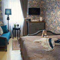 Гостиница Мини-отель Грандъ Сова в Плёсе 1 отзыв об отеле, цены и фото номеров - забронировать гостиницу Мини-отель Грандъ Сова онлайн Плёс комната для гостей фото 8