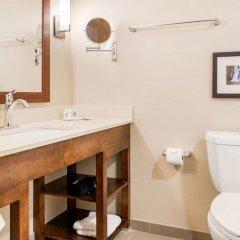 Отель Comfort Suites Columbus Airport США, Колумбус - отзывы, цены и фото номеров - забронировать отель Comfort Suites Columbus Airport онлайн ванная фото 2