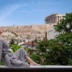 Отель Noble Suites Афины балкон