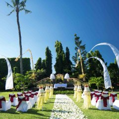 Отель White Rose Kuta Resort, Villas & Spa фото 3