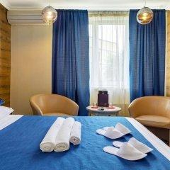 Гостиница Khostel in Marino в Москве отзывы, цены и фото номеров - забронировать гостиницу Khostel in Marino онлайн Москва комната для гостей фото 5