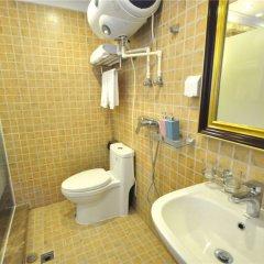 Отель Flower Yard Inn Xiamen Gulangyu Anhai Garden Branch Китай, Сямынь - отзывы, цены и фото номеров - забронировать отель Flower Yard Inn Xiamen Gulangyu Anhai Garden Branch онлайн ванная фото 2