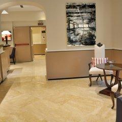 Отель Apogia Lloyd Rome Италия, Рим - 13 отзывов об отеле, цены и фото номеров - забронировать отель Apogia Lloyd Rome онлайн интерьер отеля фото 3