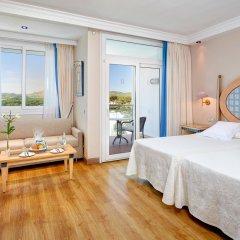 Отель Hipotels Eurotel Punta Rotja & Spa комната для гостей фото 2