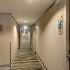 MEININGER Hotel Amsterdam City West интерьер отеля