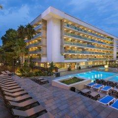 Отель 4R Salou Park Resort II Испания, Салоу - отзывы, цены и фото номеров - забронировать отель 4R Salou Park Resort II онлайн вид на фасад фото 2