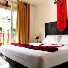 Отель Boomerang Inn 3* Номер Делюкс разные типы кроватей