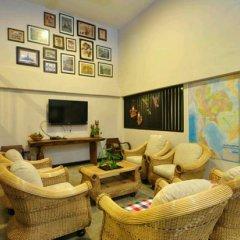 Отель Hi. Mid Bangkok Бангкок интерьер отеля фото 2