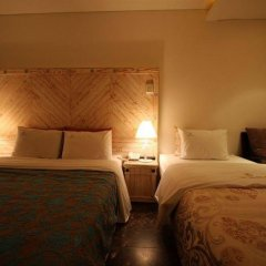 Hotel Star Gangnam комната для гостей