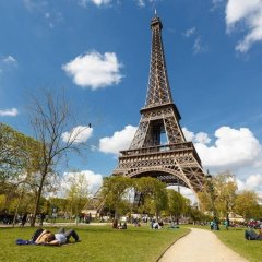 Отель Lovely Nest at the Bottom Eiffel Tower фото 2