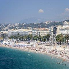 Отель Aparthotel Adagio Access Nice Acropolis Ницца пляж