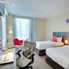Гостиница Four Elements Perm комната для гостей фото 2