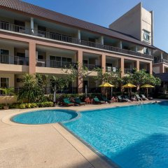 Отель Au Thong Residence бассейн фото 2