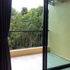 Отель Srisuksant Urban балкон