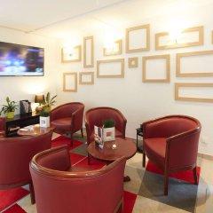 Отель Kyriad PARIS NORD Ecouen La Croix Verte гостиничный бар