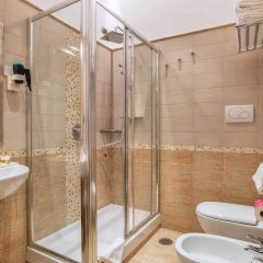 Отель I Tre Moschettieri Рим ванная