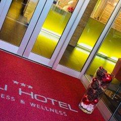Отель Arli Business And Wellness Бергамо питание фото 3