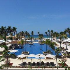 Отель Hyatt Ziva Rose Hall Ямайка, Монтего-Бей - отзывы, цены и фото номеров - забронировать отель Hyatt Ziva Rose Hall онлайн пляж