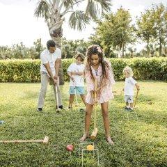Отель COMO Parrot Cay детские мероприятия