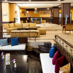 Отель St. Ivan Rilski Hotel & Apartments Болгария, Банско - отзывы, цены и фото номеров - забронировать отель St. Ivan Rilski Hotel & Apartments онлайн интерьер отеля фото 2